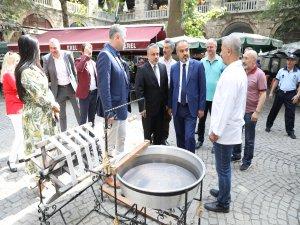 Bursa'da tarihi Koza Han restore edilecek!