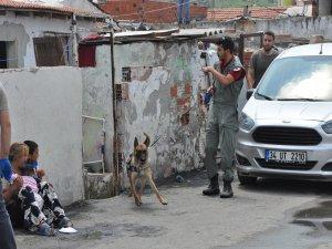 Bursa'da uyuşturucu baskını!
