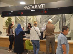 Bursa Şehir Hastanesi açıldı!