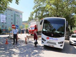 Bursa Şehir hastanesine ücretsiz servis