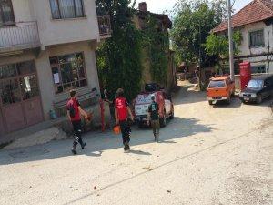 Bursa'da üç gündür 60 kişilik ekip arıyor