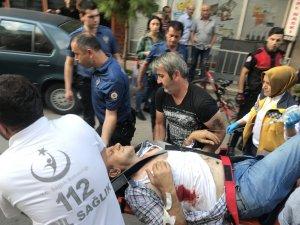 Bursa'da miras yüzünden kardeşini vurdu!