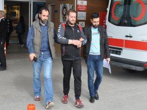 Bursa'da hamile kadını başından vurdu!