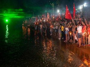 KKTC'de kutlamalar başladı