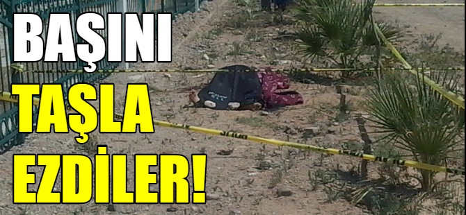 Korkunç cinayet!