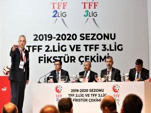 TFF 2. Lig'in fikstür çekimi yapıldı