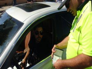 Bursa'da kemersiz sürücülere ceza yağdı!