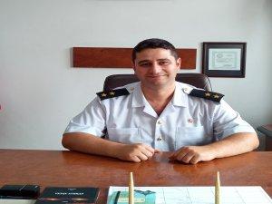 Yenişehir'e yeni komutan