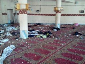 Cami saldırısı: Ölü ve yaralılar var!