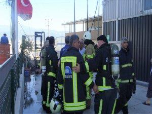 Bursa'da güvenlik görevlisi canını hiçe saydı!