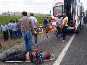 Nevşehir'de katliam gibi kaza!