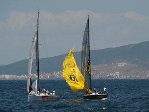 Uludağ'ın ilham verdiği yelken yarışı