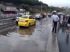 İBB'den yağış açıklaması