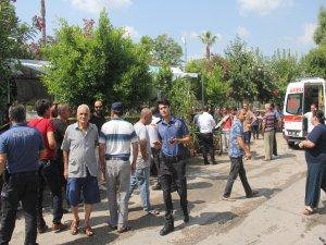 Adana'da dehşet!