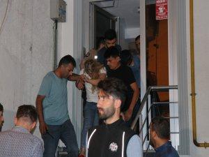 Bursa'da uyuşturucu ticareti yapan kadının evine saldırı