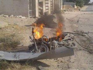 İdlib'e saldırı: 7 ölü
