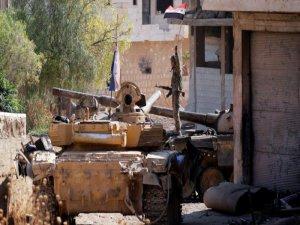 Suriye'de ateşkes ilan edildi