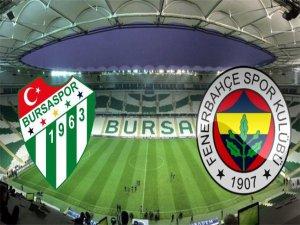 Bursaspor - Fenerbahçe maçı çocuklar için oynanacak