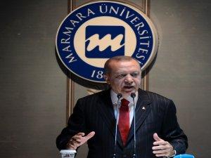Erdoğan'dan katılım finans modeli çağrısı