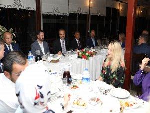 Bursa'da 'kardeş şehir 'buluşması