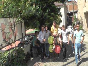 Bursa'da 'damada işkence'