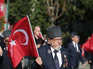 Bursa'da coşkulu kutlama