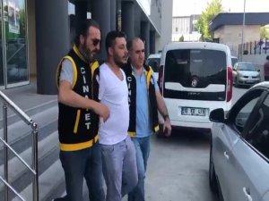 Bursa'da o zanlılar yakalandı!
