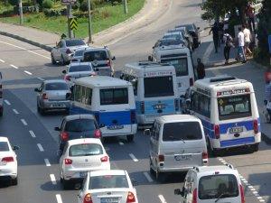 Bursa'da minibüsler için süre verildi!