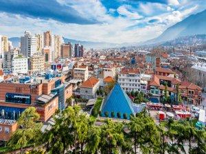 Bursa'nın hedefi 'Tek Dünya Şehri'
