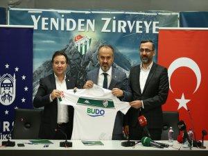 Bursasapor'a 3,5 milyon liralık sponsor