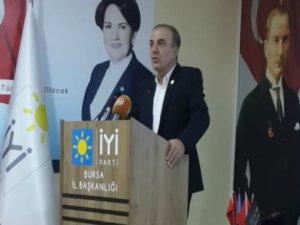 İYİ Parti'den Zeynep Nine'ye destek!