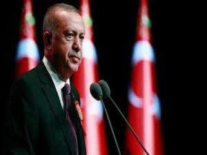 Erdoğan'dan yüzde 50+1 açıklaması!