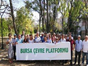 Bursa'da protesto!