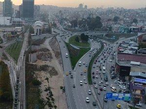 Bursa trafiğine Erdoğan ayarı