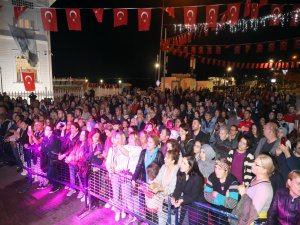Mudanya'da unutulmaz konser