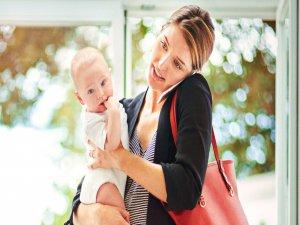 Bursalı çalışan annelere destek