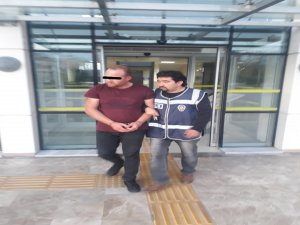 Bursa'da otomobil hırsızı yakalandı