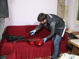 Bursa'da akustik uyuşturucu!