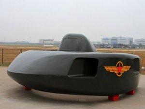 Çin'in uçan daire helikopteri