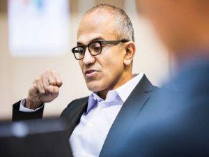 Microsoft'un CEO'suna rekor ikramiye