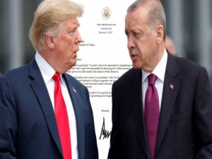 Erdoğan'dan mektup açıklaması