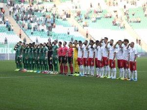 Bursaspor'dan asker selamı