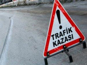 Bursa'da akıl almaz kaza!