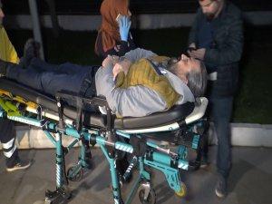 Bursa'da polisi vurdular
