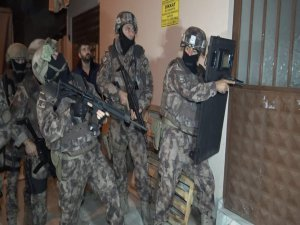 Suç makinelerine operasyon