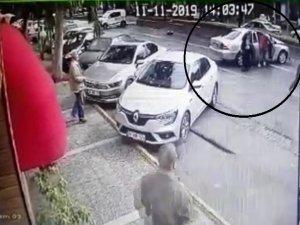 Hırsızlar baltayı taşa vurdu
