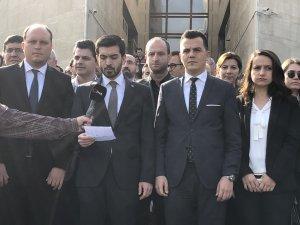 Bursa Barosu'nun kararına tepki