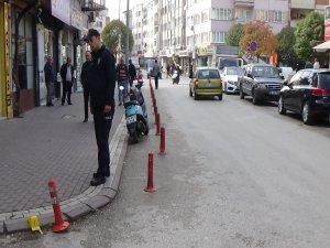 Bursa'da masatlı kavga!