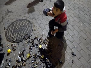 Bursa'da zabıta ekiplerine saldırdılar