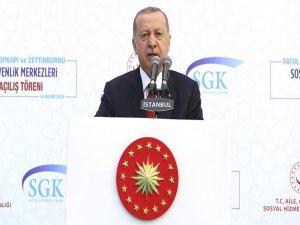 Erdoğan'dan EYT açıklaması!